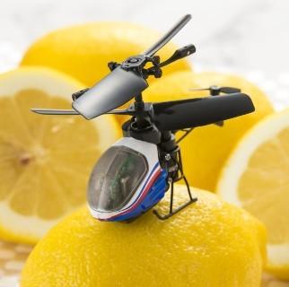 日本ems包邮世界上最小的红外遥控直升机 nano-falcon